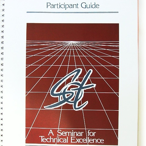SOT Participants' Guide - Seminar of Technical Excellence