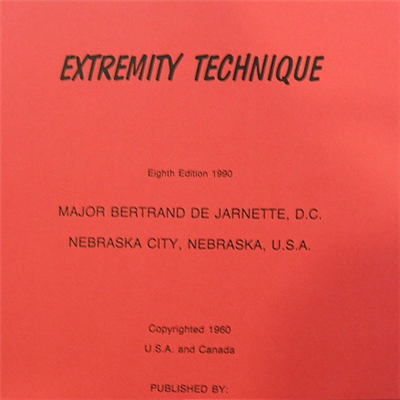 Extremity Technique - 8th Edition (Campbell & Unger)