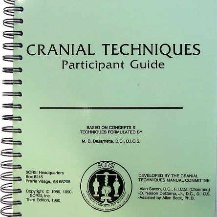 Cranial Technique - Participants' Guide 3rd Edition