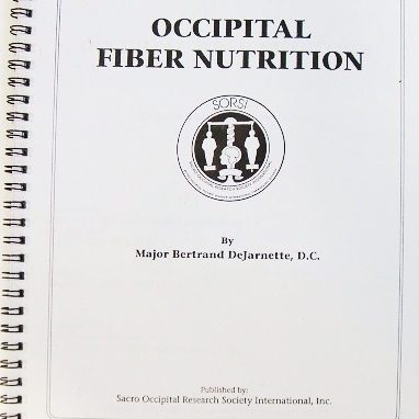 Occipital Fiber Nutrition